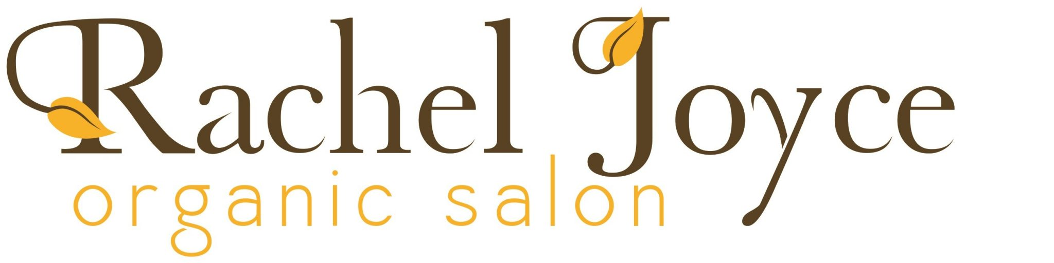 Rachel Joyce Organic Salon Logo FINAL